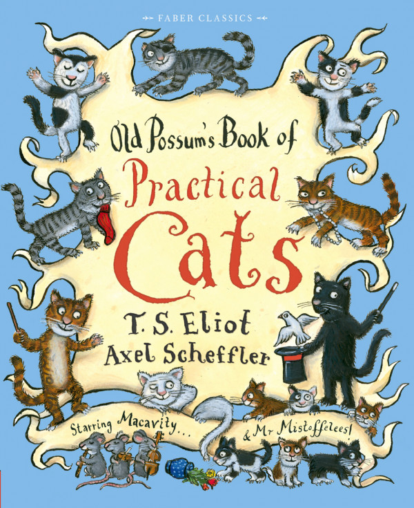 Old Possum's Book of Practical Cats book cover