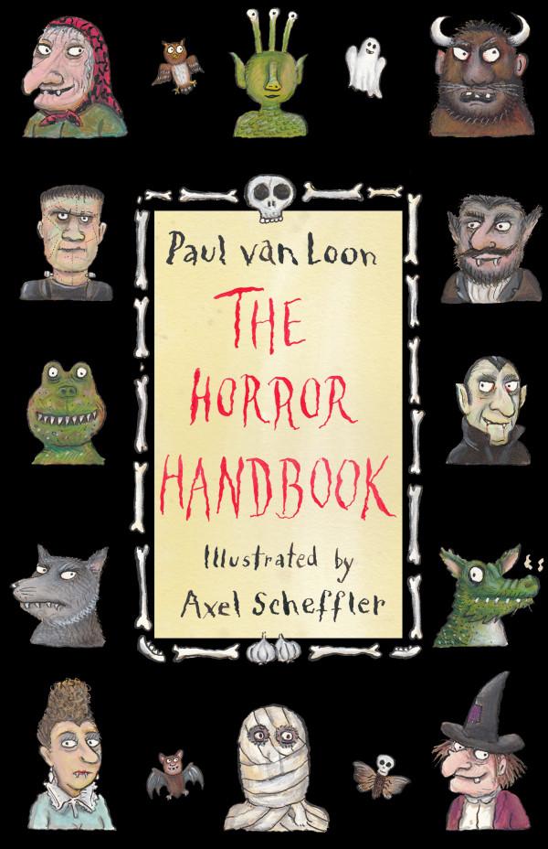 The Horror Handbook book cover