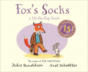 Fox's Socks book cover