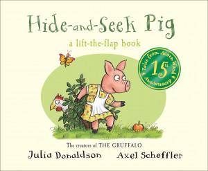 Hide and Seek Pig book cover