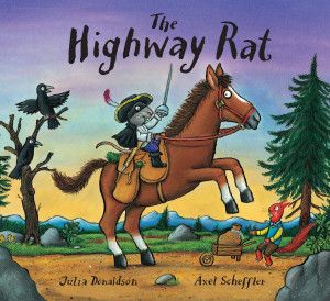 The Highway Rat book cover