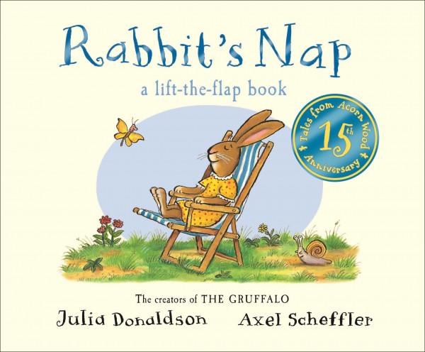 Rabbit's Nap book cover