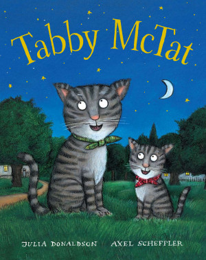 Tabby McTat book cover
