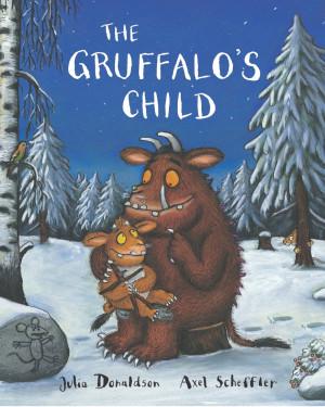 The Gruffalo's Child book cover