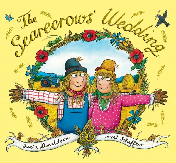 The Scarecrow's Wedding book cover