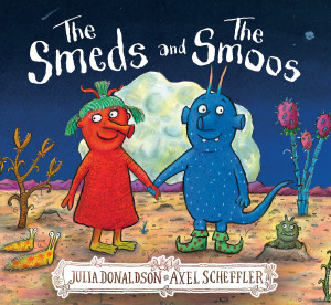 The Smeds and The Smoos book cover