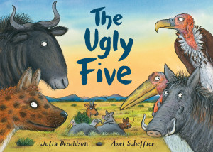 The Ugly Five book cover