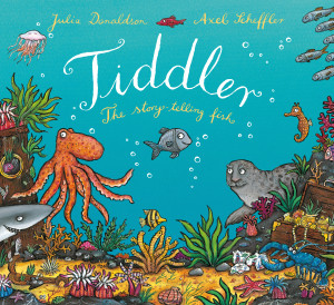 Tiddler book cover