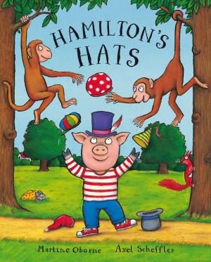 Hamilton's Hats book cover