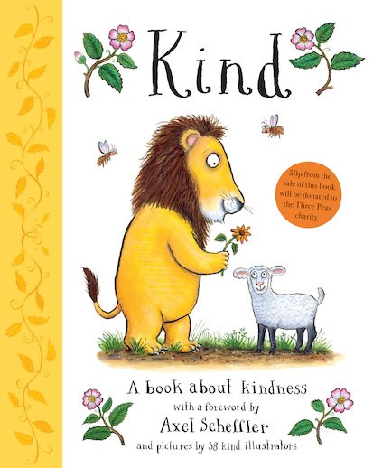 Kind book cover