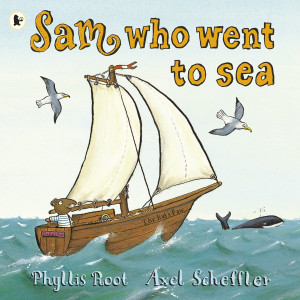 Sam who went to Sea book cover