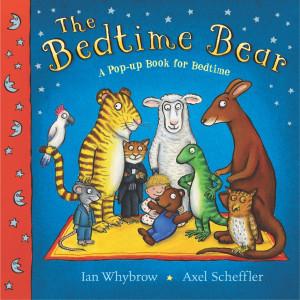 The Bedtime Bear book cover