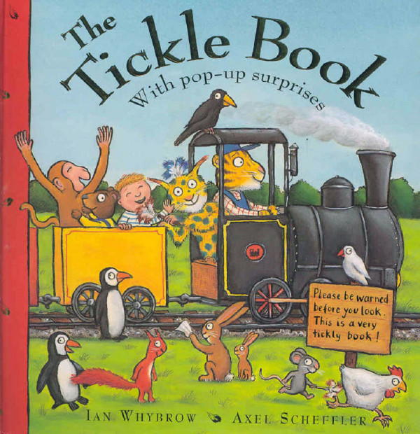 The Tickle Book book cover