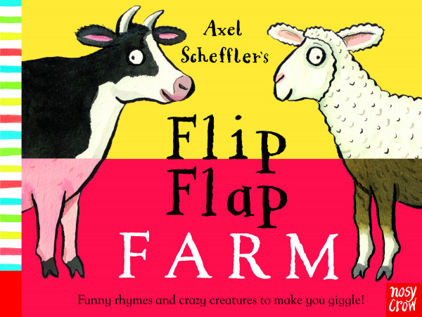 Flip Flap Farm book cover