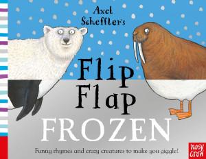 Flip Flap Frozen book cover