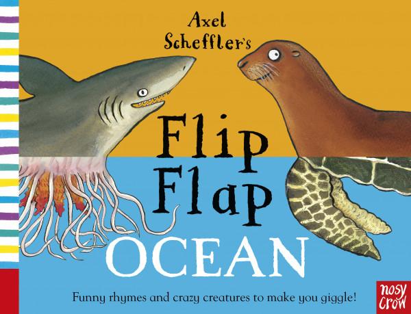 Flip Flap Ocean book cover