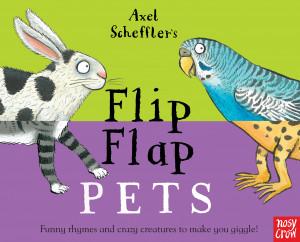 Flip Flap Pets book cover