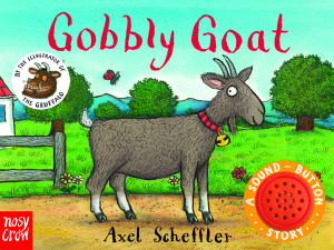 Gobbly Goat book cover