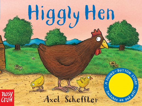 Higgly Hen book cover
