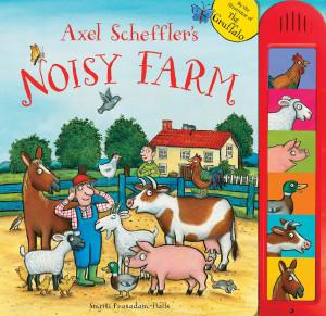 Noisy Farm book cover