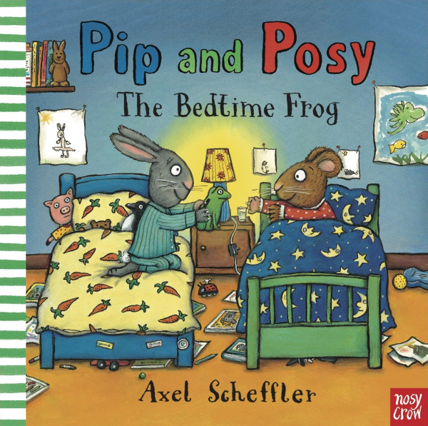 Pip and Posy: The Bedtime Frog book cover