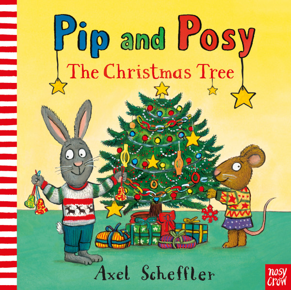 Pip and Posy: The Christmas Tree book cover