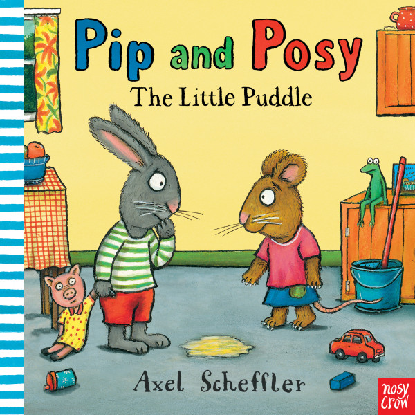 Pip and Posy: The Little Puddle book cover