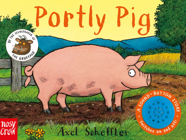 Portly Pig book cover